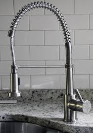 great industrial faucet kitchen 32 on small home remodel ideas