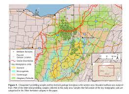 Syracuse University Map New Syracuse Methane Study Echoes University Of Cincinnati Results