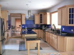 kitchen wall colors with oak cabinets best kitchen cabinet