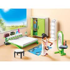 chambre playmobil chambre avec espace maquillage playmobil city la grande récré