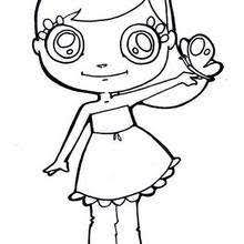 coloring pages happy boy happy boy coloring pages hellokids com
