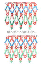 2560 best peyote weihnacht images on pinterest beaded christmas