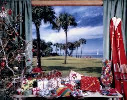 18 nostalgic vintage photographs of christmas in florida
