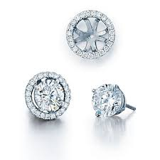 diamond earring jackets earring jackets from spark schwanke kasten jewelers