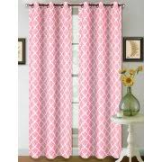 White Lined Curtain Panels White Curtains