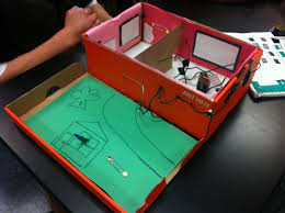 Project House by Electric House Project Ms Gamm Physics
