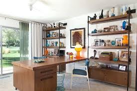 Office Desk Shelves Mid Century Modern Office Desk Mid Century Modern Shelves Home