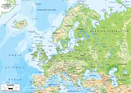 Detailed Map Of Spain by Maps Of Europe Map Library Maps Of The World