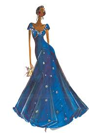 inauguration 2013 designer sketches for the first lady aisle