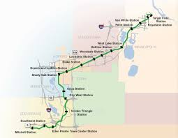 Southwest Route Map by Rising Light Rail Costs Irk Big Funder U2013 Finance U0026 Commerce