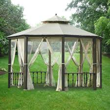 Garden Winds Pergola by Gazebo Replacement Canopy Top And Replacement Tops Garden Winds