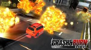 crash and burn racing for android free download at apk here store