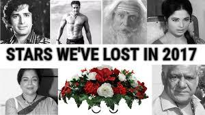 tragic celebrity deaths tragic bollywood celebrity deaths so far in 2017 youtube