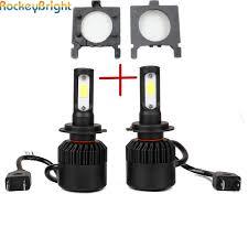 2003 ford focus headlight bulb aliexpress com buy rockeybright 1set for ford focus car