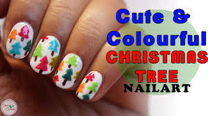 nail art for christmas easy christmas nail art designs