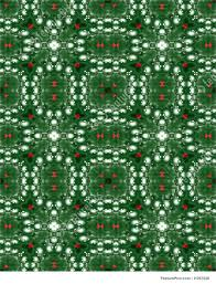 green christmas wrapping paper christmas lights paper illustration