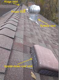 roof vents problems and solutions