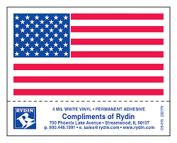 Flag It Stickers Materials Services Rydin Com