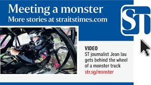 what it is like to drive a monster truck lifestyle news u0026 top