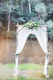 wedding arch lace wedding arches port douglas wedding arches