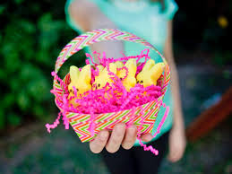 how to make a duct tape easter basket hgtv