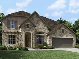 Meritage Homes Concord At Brushy Creek Estate The Berkeley