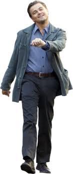 Walking Meme - strutting leo know your meme