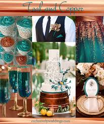 your wedding color u2013 pair with a metallic for stunning shine
