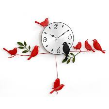home decor wall clocks diy wall decor birds home design plan