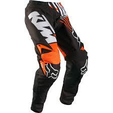 motocross fox gear fox racing 360 ktm orange motocross hose pant enduro pantalon