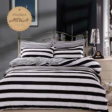 Houndstooth Comforter Striped Comforters Bedding Style Silver Black And White Striped