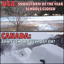 Canada Snow Meme - what is the best canadian meme quora