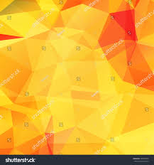 abstract geometric background shining bright red stock vector