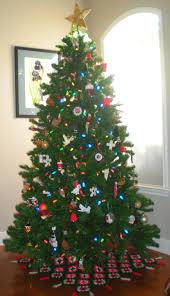 christmas decorating u2013 mom u0027s influence the tree skirt abbie and