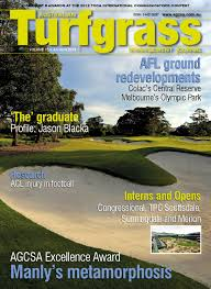 australian turfgrass management journal volume 15 4 july august