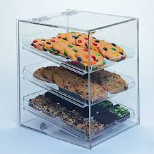 Muffin Display Cabinet China Donut Display China Donut Display Manufacturers And
