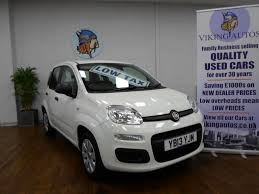 fiat cars used fiat cars scunthorpe second hand cars lincolnshire viking