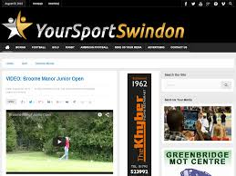 75 Squared by Your Sport Swindon Marketing Agency Swindon Wiltshire Digital