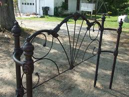 Wrought Iron Headboard Full by 15 Best Iron Headboards Images On Pinterest 3 4 Beds Iron