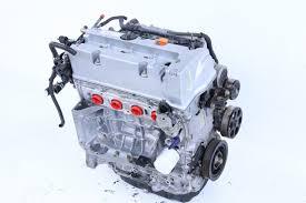 4 cylinder engine honda accord 2 4l 4 cylinder 03 07 engine motor assembly n a