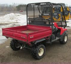 1993 kawasaki mule kaf620 h3 utility vehicle item g8821
