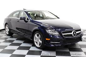 2014 mercedes cls550 4matic 2014 used mercedes certified cls550 4matic amg sport awd