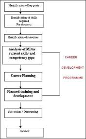 career development plans career development plan for a newly recruited mba