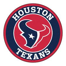 Houston Texans Flags Roundel Mat Houston Texans Texans Texans Football And