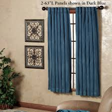 Eclipse Blackout Curtains Absolute Zero Eclipse Home Theater Blackout Curtain Panels