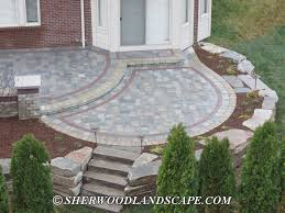 Patio Brick Pavers Brick Paver Patio Macomb County Landascaping