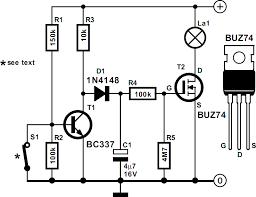 circuit panel car interior lights delay