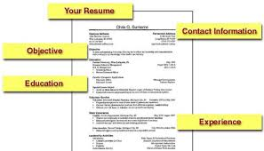 how to resume 13 how to right resume samples from the right write