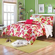 Poppy Bedding Teen Vogue Painted Poppy Comforter Set In Red Bed Bath U0026 Beyond