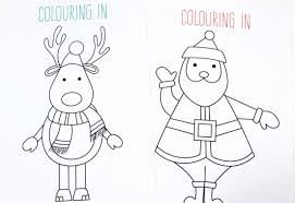 free printable christmas activity book